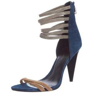 Rebecca Minkoff Giada Suede Sandals